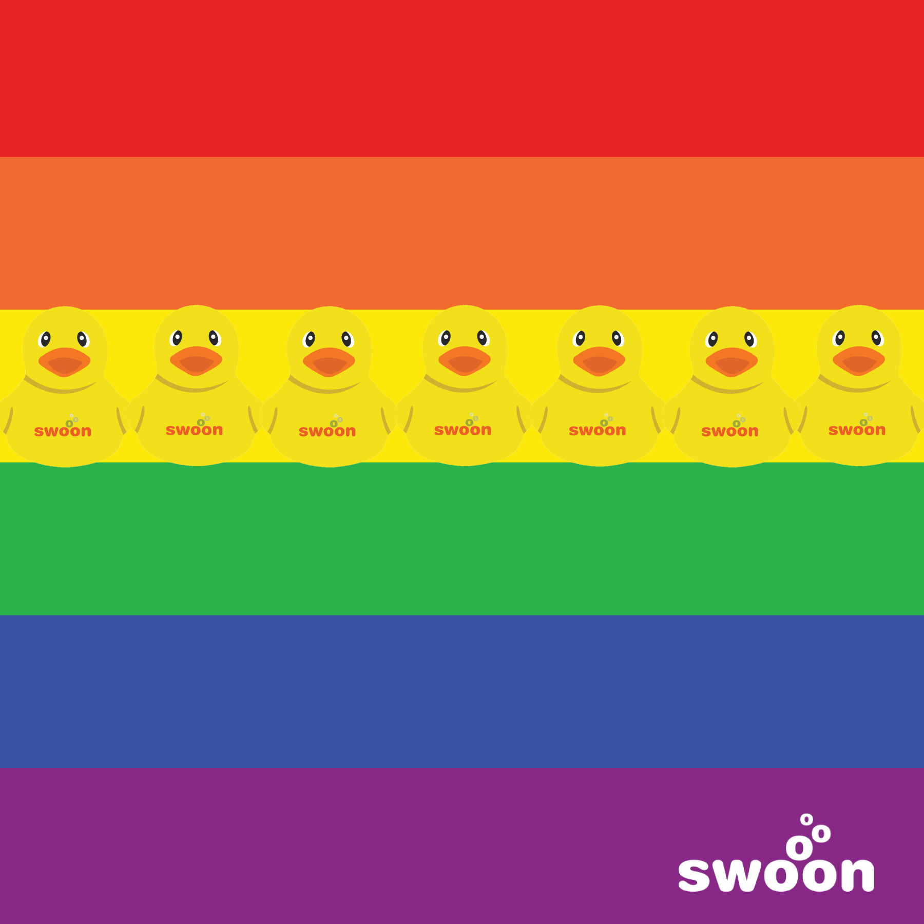 Rainbow Pride Logo