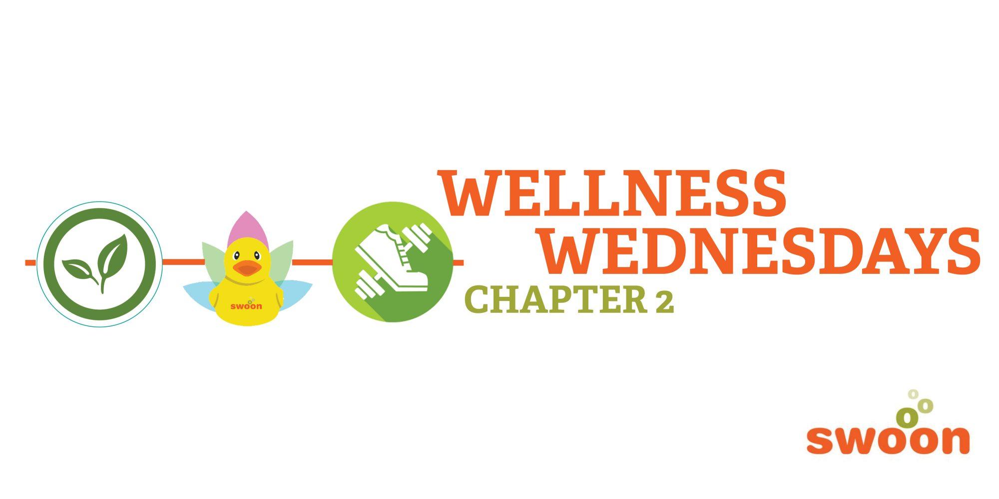 Wellness Wednesday Banner