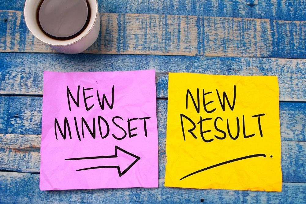 positive mindset notes