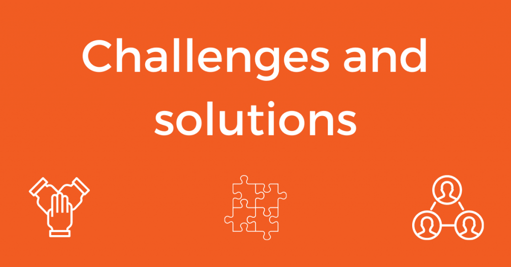 Challenges of a hybrid team and solutions for them