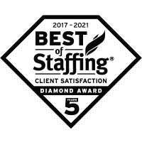 Best of Staffing 2017- 2021