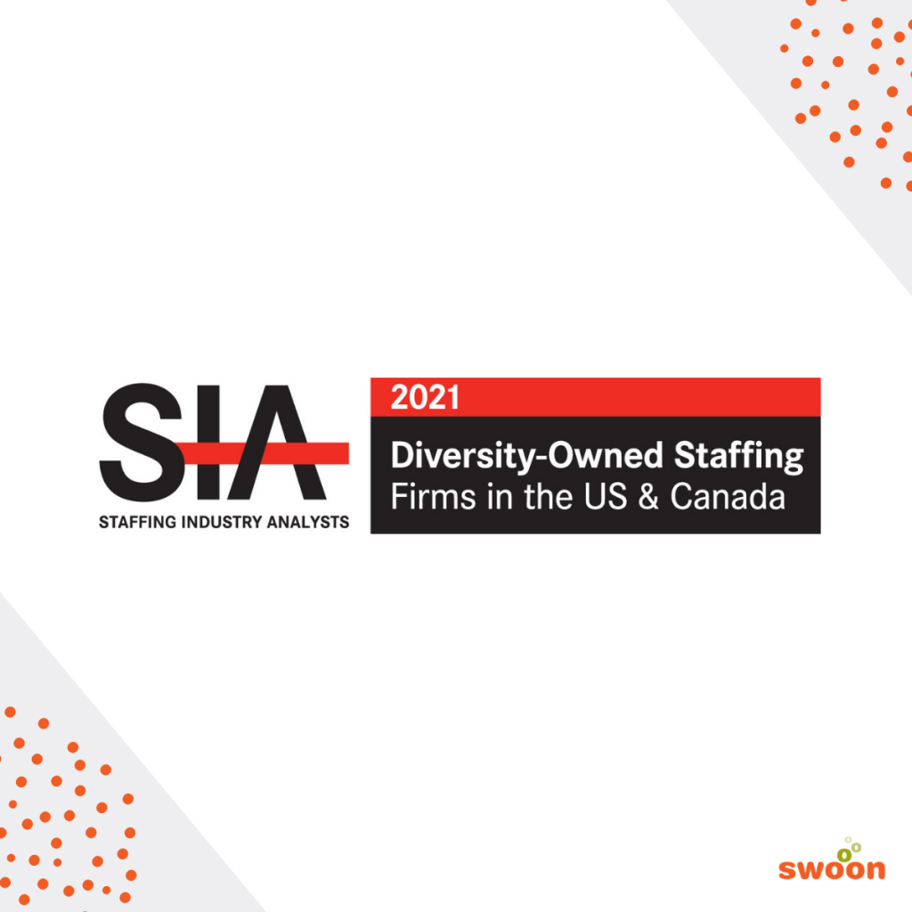 SIA Diversity-Owned Staffing Firms in the US and Canada list