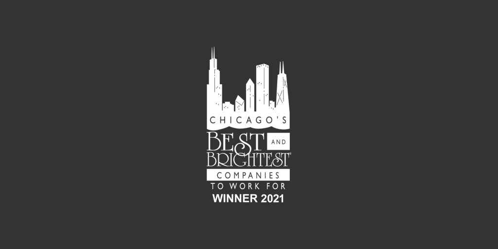 Best and brightest 2021 award